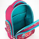 Рюкзак школьный полукаркасный Kite Hello Kitty (HK18-706M), фото 6