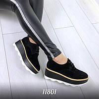 Туфли на платформе 11801 (ЯМ)