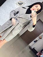 Демисезонное женское пальто Ляля, фото 1