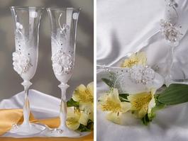 Свадебные бокалы Б-402