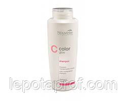 Шампунь для окрашенных волос с витамином Е Nouvelle Maintenance Shampoo, 300 ml