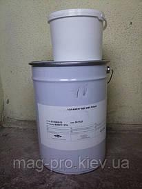Поліуретановий клей для приклеювання гумових і спортивних покриттів до бетону VORAMER MR 3085/3071