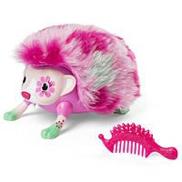 Zoomer Інтерактивний їжачок їжачок трояндочка Rosie Hedgiez Interactive Hedgehog