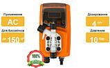 Дозирующий насос Emec AC (альгицид) 4 л/ч c ручной регулировкой (VMSEN1004), фото 6