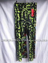 Спортивные штаны женские р.L-2XL купить оптом