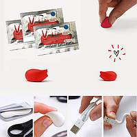 3шт V-Tie KT057 формовочный клей 5 цветов Всемогущий DIY крепления Силиконовая резина Инструменты для ремонта