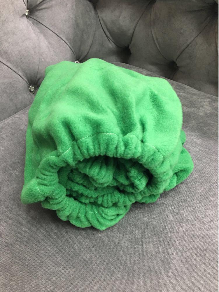 Чехол на кушетку 180*60, зелёный