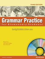 Grammar Practice | Coursebook+CD. Учебник, уровень Elementary | Brigit Viney | Pearson Longman