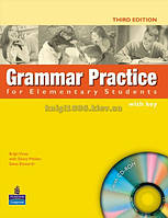 Grammar Practice | Coursebook+CD+Key. Учебник, уровень Elementary | Brigit Viney | Pearson Longman