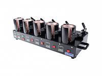 "Термопрес на 5 чашок Mug Press 5-in-1 ""SB05C"""