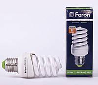 Экономка 25w лампа энергосберигающая 25W 6400К E27 ELT19