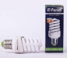 Економка 25w лампа энергосберигающая 25W 6400К E27 ELT19
