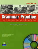 Grammar Practice | Coursebook+CD. Учебник, уровень Intermediate | Sheila Dignen | Pearson Longman