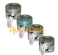 Поршень цилиндра (Комплект на двигатель) ВАЗ 21213, 21214, 2123 d=82,4 (1-й ремонтный размер) (АвтоВАЗ)
