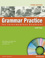 Grammar Practice | Coursebook+CD+Key. Учебник, уровень Intermediate | Sheila Dignen | Pearson Longman