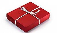 Подарочная коробка Red 28х23х5 см
