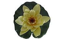 Декоративная Водяная лилия/кувшинка 5штук(190 мм), латекс