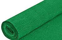 Креп бумага 561 темно-зеленая Cartotecnica rossi, Италия