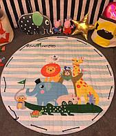 Игровой коврик-мешок Hello Friend