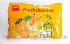 Fruchtbonbon леденцы со вкусом цитрусовых с наполнителем 150 гр Германия