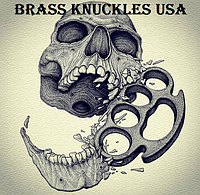 Кастет Brass Knuckles USA Original