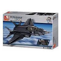 """Конструктор Sluban """"Военный самолет"""" M38-B0510, 252 дет, фото 1"""