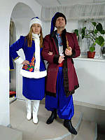 b5624c1c9f615c Українські костюми жіночий зелений і чоловічий червоний., цена 2 700 ...
