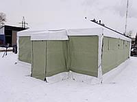 Палатка для обогрева людей