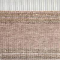 Рулонные шторы День-Ночь Ткань Аризона Z-733 Какао