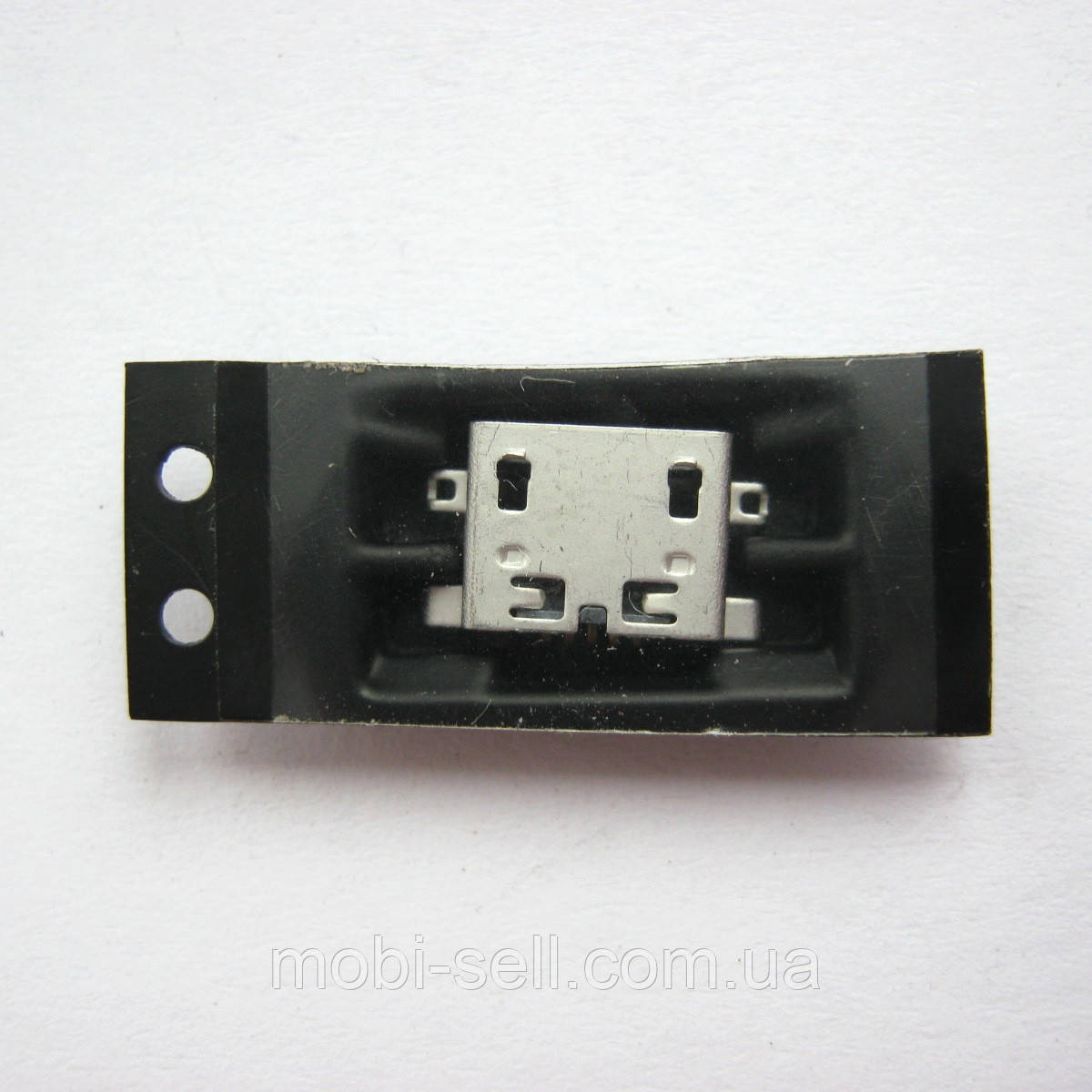 Коннектор зарядки и USB, 5 PIN, универсальный