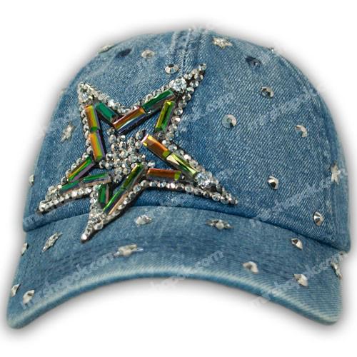 кепка со звездой