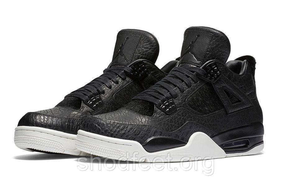Чоловічі баскетбольні кросівки Air Jordan IV Retro Premium Pinnacle