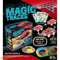 Гибкий гоночный трек Magic Tracks «Тачки» FYD 170206B (165 деталей)