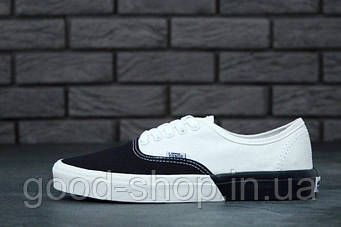 Мужские кеды Vans Autentic Black/White