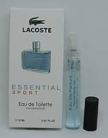 Мини-парфюм Lacoste Essential Sport (10 мл)