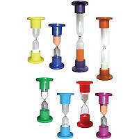 Песочные часы процедурные тип 2-3 (3 мин) Стеклоприбор