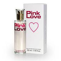 Aurora - Духи с феромонами женские Pink Love, 50 ml (281061)