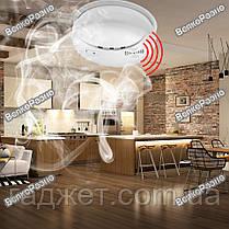 Беспроводной датчик дыма  для GSM сигнализации. Датчик дыма, фото 2
