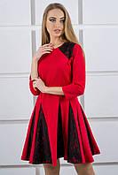 Платье женское Хэлли (красный), фото 1