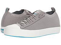 4baf3309d Кроссовки/Кеды (Оригинал) Native Shoes Jefferson 2.0 Liteknit Pigeon Grey/Shell  White