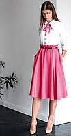 Платье Юрс-17-751-5 белорусский трикотаж