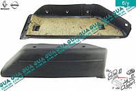 Внутренняя обшивка ( молдинг ) накладка стойки задней правой 8200074342 Nissan KUBISTAR 1997-2008, Renault KANGOO 1997-2007