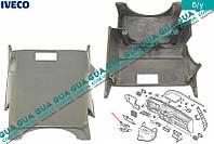 Молдинг / накладка / кожух рулевой колонки верхний 93937122 Iveco DAILY II 1989-1999