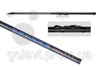 Болонская удочка длина 5 м EOS Danube 5-35гр. с кольцами