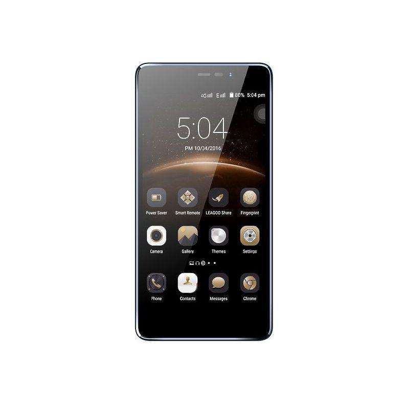 "Смартфон с мощным аккумулятором на 2 сим карты ERGO A553 POWER 5,5"" 1/8Gb серый"