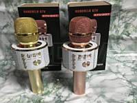 Микрофон караоке (цвета) Q37-MIC