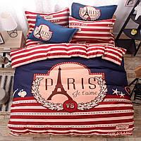 Уценка (дефекты)! Комплект постельного белья Paris (полуторный) Berni