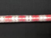 Светодиодная лампа для мяса розовая T8 G13 20W 1200мм 220V Код.59222