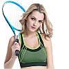 Топ спортивный женский зеленый