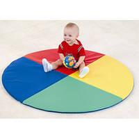 Детский мат-коврик для развития Солнышко